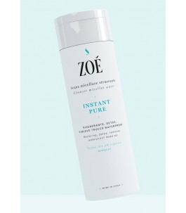 Instant Pure - Micellar Water to remove make-up without Rinsing - Zoé Cosmetics | Yumibio