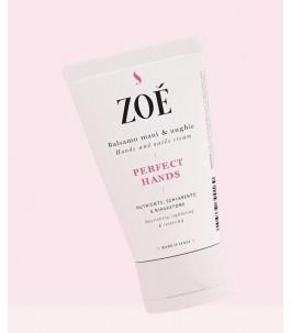 Perfect Hands - Crema Mani Riparatrice e Schiarente - Zoé Cosmetics | Yumibio