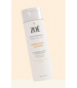 Radiance Elixir - Tonic Face Astrigente and Detox without Alcohol - Zoé Cosmetics | Yumibio