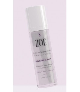 Wonder Day - a Day Face Cream anti-aging Lifting effect - Zoé Cosmetics | Yumibio
