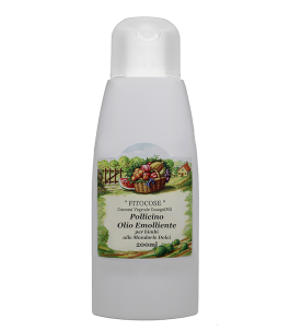 Tom thumb - emollient Oil for Children - Fitocose | Yumibio