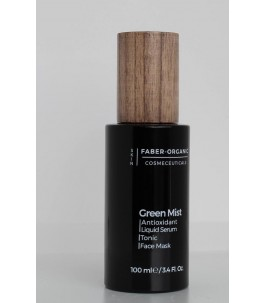 Green Mist – Siero Liquido Antiossidante - Faber Organic | Yumibio