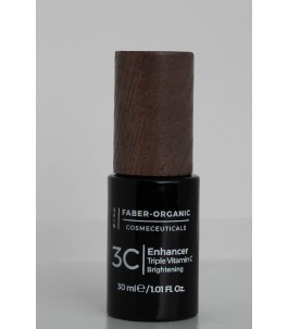 3C Enhancer - Tripla Vitamina C - Faber Organic   Yumibio