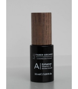 A Enhancer - Vitamina A - Faber Organic   Yumibio