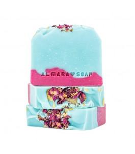 Handmade Soap - Wild Rose - Almara Soap | Yumibio