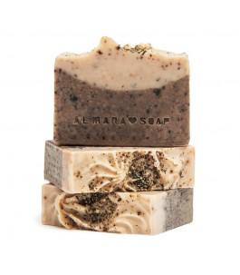 Dry Hair Shampoo-Solid - Dry Hair, Treated and Fragile - Almara Soap | Yumibio