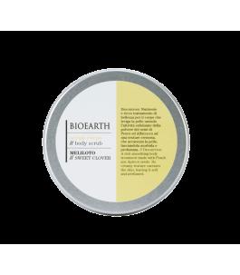 Body Scrub with the sweet clover - Bioearth | Yumibio