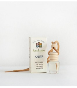 Sniff Aria Pulita profumatore per auto  - Ofattiva | Yumibio