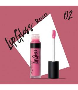 Lip Gloss n. 02 - Pink - Purobio Cosmetics| Yumibio