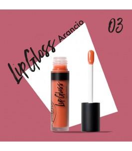 Lip Gloss n. 03 - Orange - Purobio Cosmetics| Yumibio