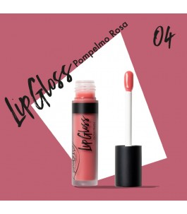 Lip Gloss n. 04 - Grapefruit - Purobio Cosmetics| Yumibio