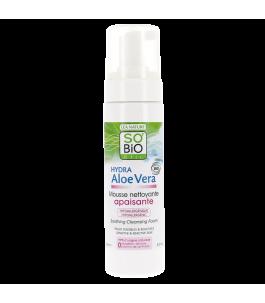 Hydra Aloe Vera - Mousse Detergente Lenitiva e Ipoallergenica  - SO'BiO étic | Yumibio