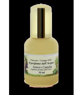 Parfumée à l'eau d'Orange et de Cannelle - Fitocose   Yumibio