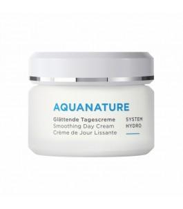 Crème De Jour Pour Le Lissage Du Visage AquaNature - Borlind | Yumibio