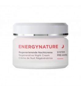 Cema De Nuit Régénératrice EnergyNature - Borlind | Yumibio