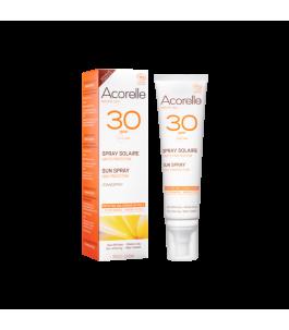 Spray Protezione Solare SPF 30 - Acorelle | Yumibio