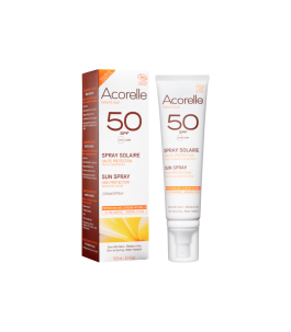 Spray sunscreen SPF 50