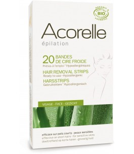 Strips Depilatory Face with...