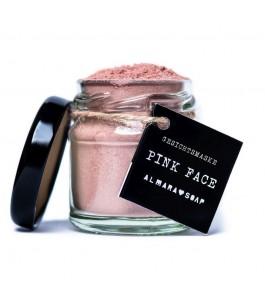 Maschera Viso - Pink Face - Almara Soap | Yumibio