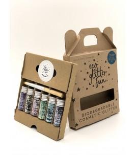 Glitter Biodegradabili - Blend Box - Eco Glitter Fun | Yumibio