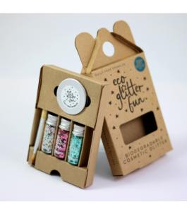 Glitter Biodegradabili - Set Blend 3 - Eco Glitter Fun | Yumibio