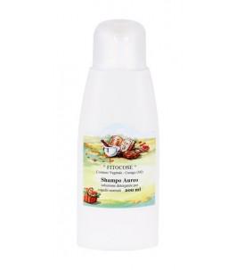 Shampoo Aureo Volumizzante ed Anticrespo - Fitocose | Yumibio