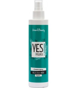 Cream Spray Refreshing - Delicious Mint - Yes Please Green Beauty | Yumibio