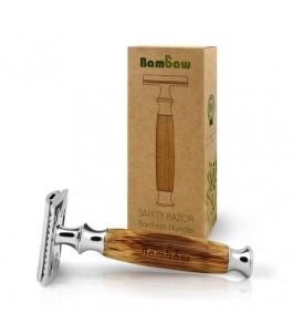 Rasoio di Sicurezza in Bamboo - Bambaw | Yumibio