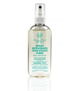 Spray Detergente Igienizzante Mani - Domus Olea Toscana | Yumibio