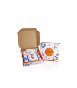 Gift Box Berry Biricco - Baby 6months - Officina Naturae | Yumibio