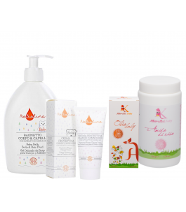 Gift Set Baby Care - Yumibio