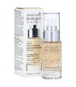 Hydrating serum and Anti-Pollution - Borlind | Yumibio