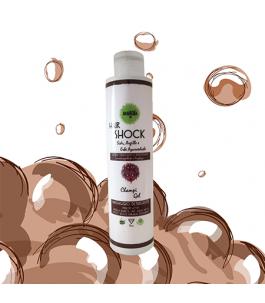 Hair Shock Terra - Gel Detergente Rinforzante - Anarkhia | Yumibio