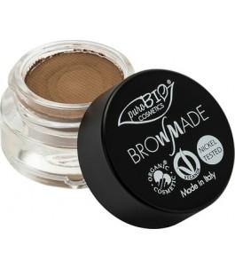 Paste for Eyebrows BrowMade - 01 Ash - Purobio| Yumibio