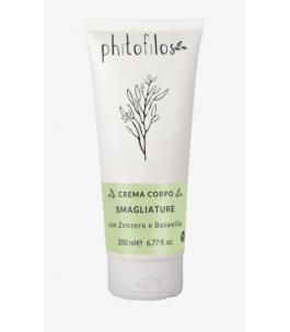 Crème pour le corps vergetures avec du Gingembre et de Boswella - Phitofilos| Yumibio