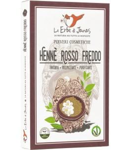Hennè Rosso Freddo - Le erbe di Janas | Yumibio