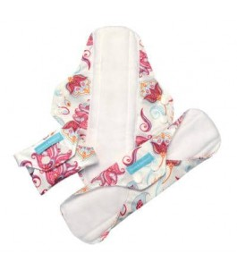 Absorbent, Washable Super - Bliss - set of 3 pieces - Charlie Banana | Yumibio