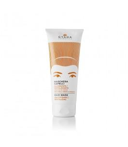 Hair mask - Illuminating and Revitalizing - Gyada Cosmetics   Yumibio