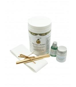 Kit De Cire Naturelle Bewell Vert| Yumibio