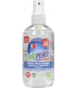 Spray per Mascherine, Guanti e Superfici - Biopuro | Yumibio