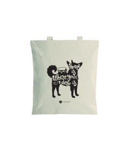 Shopper Recycled Cotton - Dog