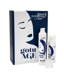 Kit gotuAGE - Serum and Face Cream - Purobio Cosmetics | Yumibio