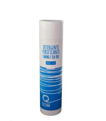 Detergente Purificante Limone e Tea Tree - Quantic Licium| Yumibio