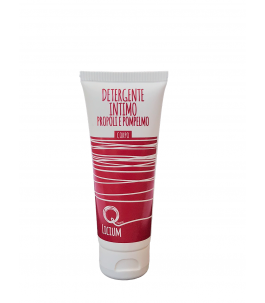 Intimate cleanser with...