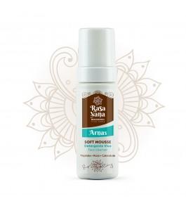 Arnas - Soft Mousse Detergente Viso - Rasayana | Yumibio