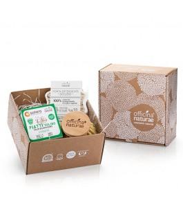 Gift Box Piatti Solido Menta - Menta Piperita - Officina Naturae | Yumibio