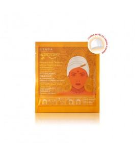Hyalurvedic reflective fabric hair mask - gold Hair - Gyada Cosmetics | Yumibio