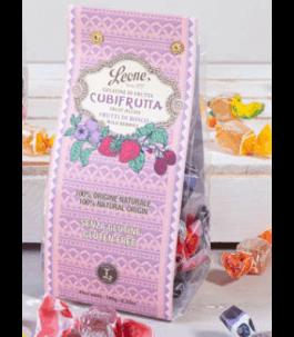 Cubifrutta in bag - berries-candies Leone | Yumibio