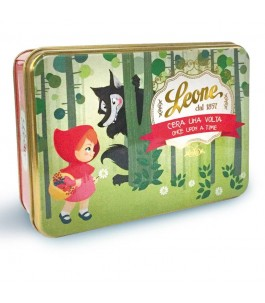 Fruit jellies-Once Upon a time Little Red Riding Hood-Lion Candy | Yumibio