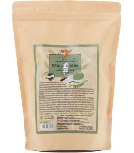 Argilla Verde 1 Kg - Le erbe di Janas | Yumibio